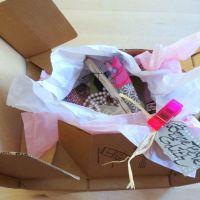 FESTIVE DIY BOX !